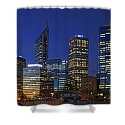 Perth 6 Shower Curtain