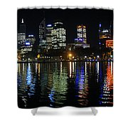 Perth 8 Shower Curtain