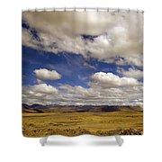 Peruvian High Plains Shower Curtain