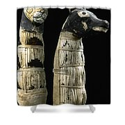 Pet Mummies, 1st Century Shower Curtain