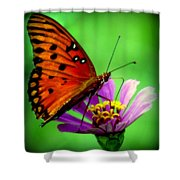 Petal Dance Shower Curtain