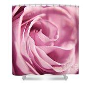 Petal Folds Shower Curtain
