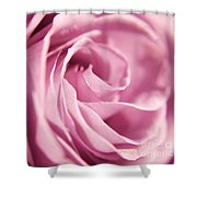 Petal Folds Shower Curtain