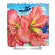 Petal Passion Shower Curtain