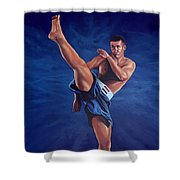 Peter Aerts  Shower Curtain