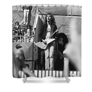 Day On The Green 6-6-76 #5 Shower Curtain