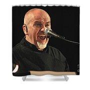 Peter Gabriel Shower Curtain