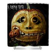 Peter Peter Pumpkin Eater Shower Curtain