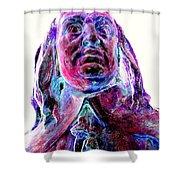 Peter Stuyvesant Shower Curtain