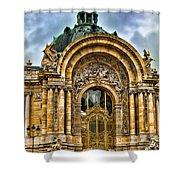 Petit Palais - Paris France Shower Curtain