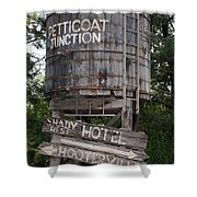 Petticoat Junction Shower Curtain