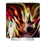 Pharaonic Council Shower Curtain