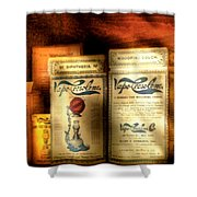 Pharmacist - Medical Cures Shower Curtain