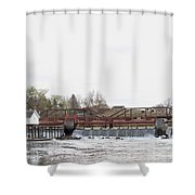 Phelps Mill Shower Curtain