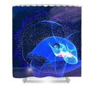 Phenomenon II Shower Curtain