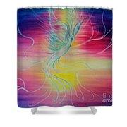 Pheonix Shower Curtain