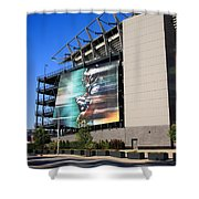 Philadelphia Eagles - Lincoln Financial Field Shower Curtain