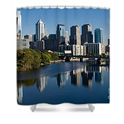 Philadelphia Pennsylvania Shower Curtain