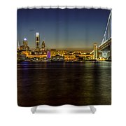 Philadelphia Shower Curtain