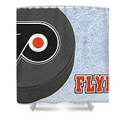 Philadephia Flyers Shower Curtain