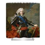 Philip V Of Spain Shower Curtain