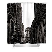 Philly Street Shower Curtain