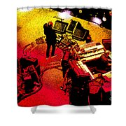 Phishin At Madison Square Garden One Shower Curtain