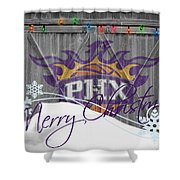 Phoenix Suns Shower Curtain