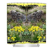 Photo Synthesis 10 Shower Curtain