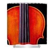 Photograph Or Picture Violin Viola Body In Color 3367.02 Shower Curtain