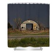 Photographers Vantage Point Shower Curtain