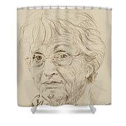 Phyllis Shower Curtain