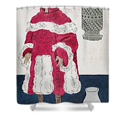 Physician, 15th Century Shower Curtain
