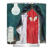 Physician, 16th Century Shower Curtain
