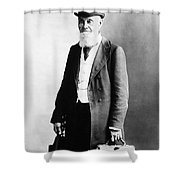 Physician, 1891 Shower Curtain