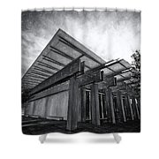 Piano Pavilion II Shower Curtain