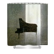 Piano Room 2005 Shower Curtain