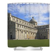 Piazza Del Duomo Pisa Italy  Shower Curtain