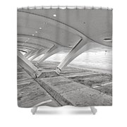 Pick A Spot Shower Curtain