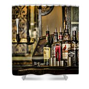 Pick Your Poison Shower Curtain by Heather Applegate