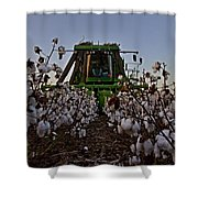 Picker Comin' Shower Curtain
