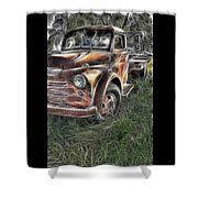 Pickup 2467 Shower Curtain