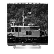 Picton Boating Shower Curtain