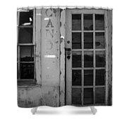 Pie Town Nm 10 Shower Curtain