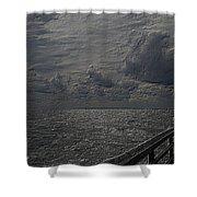 Pier Fx Shower Curtain