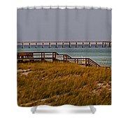 Pierview Shower Curtain