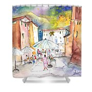 Pietrasanta In Italy 03 Shower Curtain