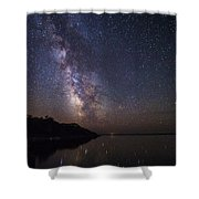 Pike Haven Shower Curtain