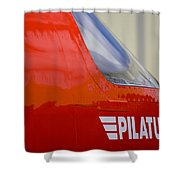 Pilatus Shower Curtain