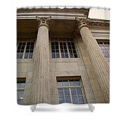 Pillars And Windows Shower Curtain
